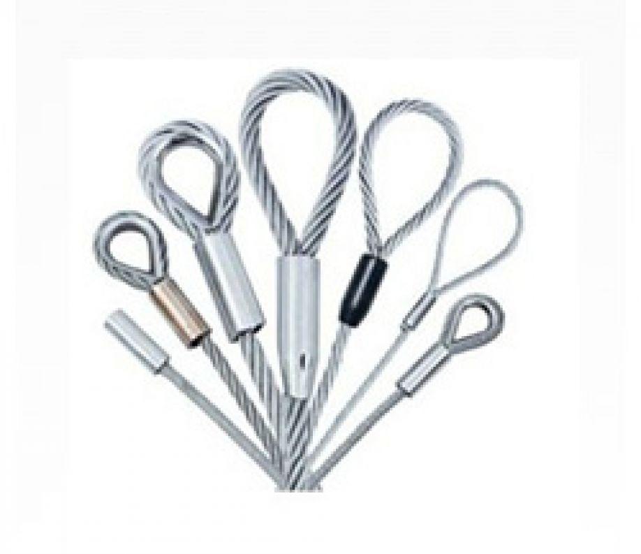 Eslingas de cables de acero - Cables de acero ...